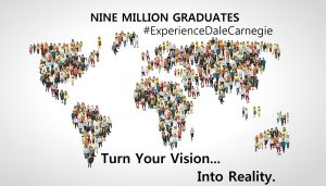 How has the Dale Carnegie Experience empowered you?